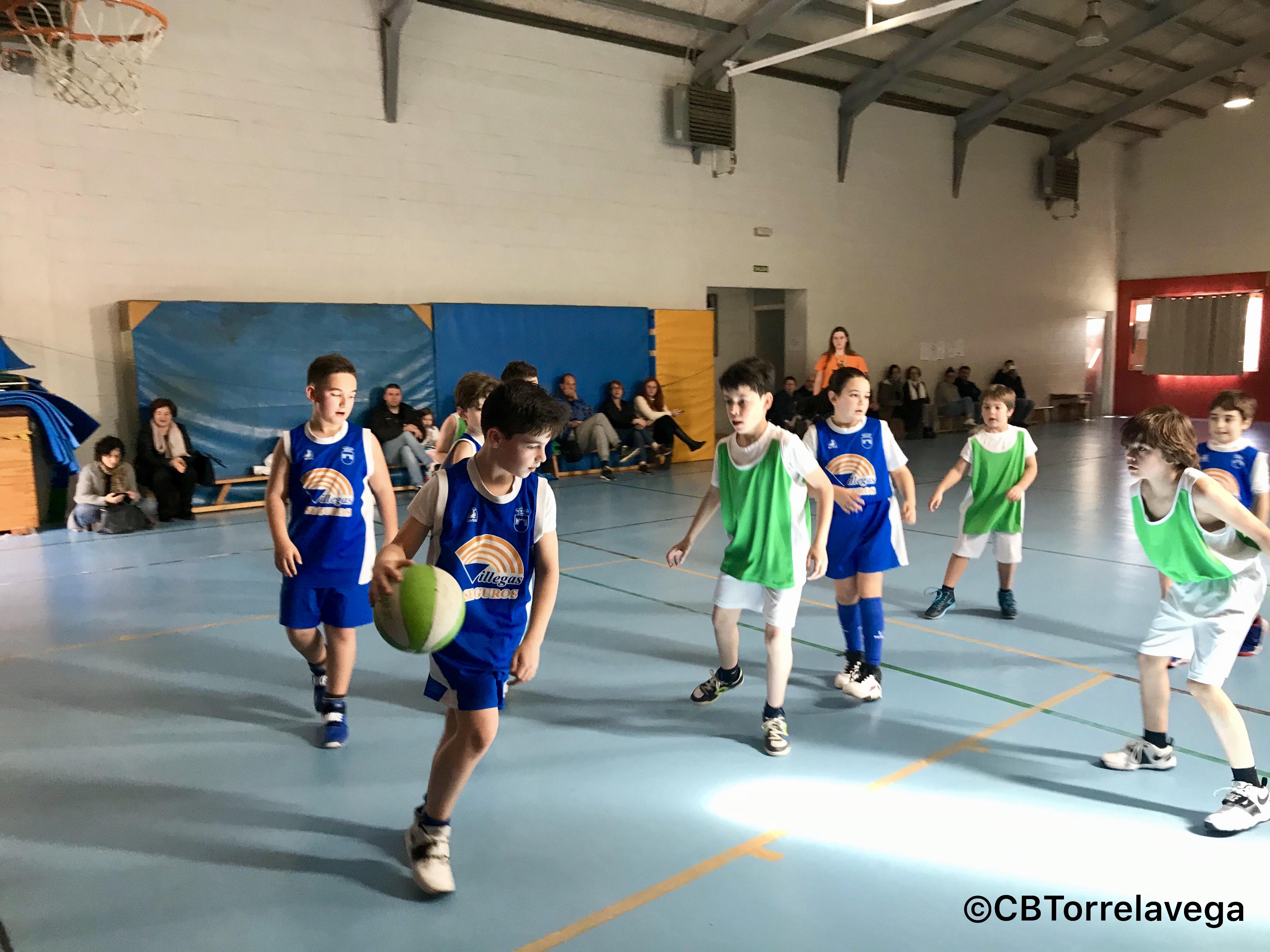 EDM Cartes CBT vs. Baloncesto SSCC CBT