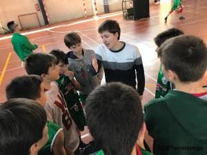 Infantil Masculino - CBT Torrelavega B