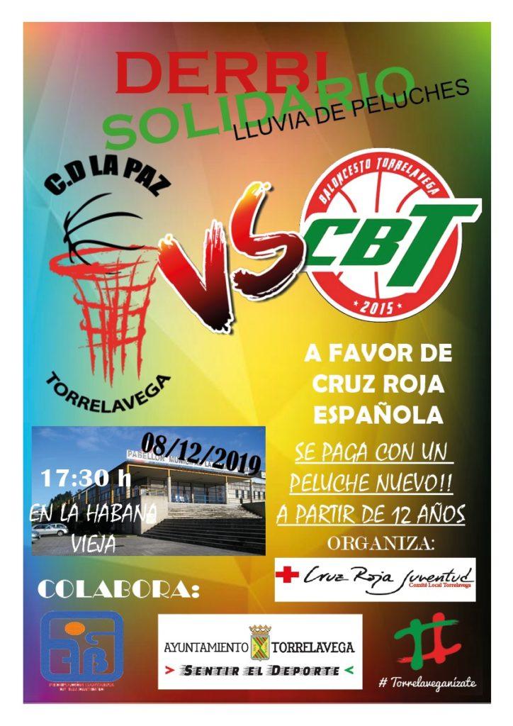 Derbi Solidario Panusa Salud CBT Estela vs. La Paz Torrelavega