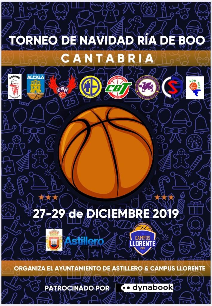 Torneo de Navidad Ría de Boo - Cantabria