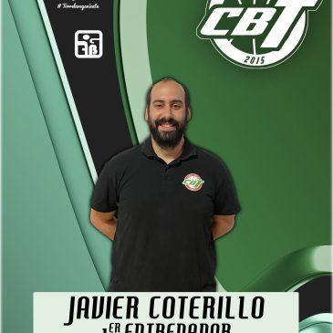 Javier Coterillo, nuevo entrenador del 1ª Nacional Masculino del CBT Torrelavega.