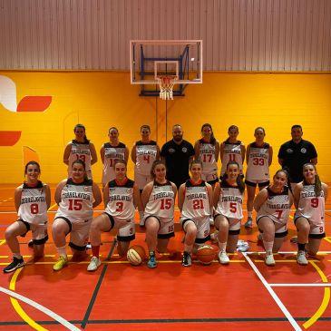 #SomosCBT – Las chicas del primer equipo en la lucha por el bronce