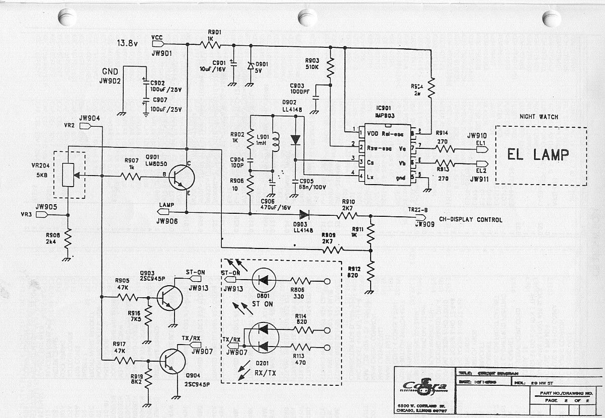 29 nw schemtaic?resize=665%2C459 uniden cb microphone wiring diagram wiring diagram Basic Electrical Wiring Diagrams at reclaimingppi.co