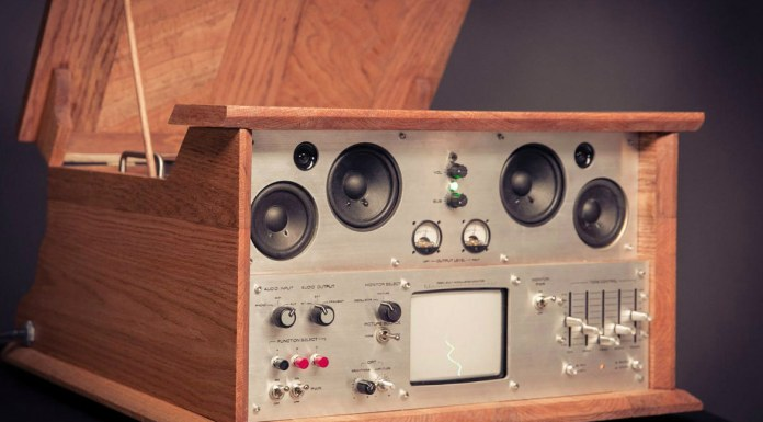 homemade hi fi audio gear, concept created by todd kumpf