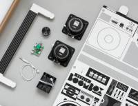 components of the berlin boombox