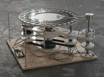 The Optical Turntable built from scratch