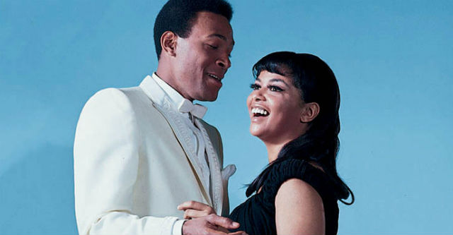 marvin gaye and tammi terrell holding hands