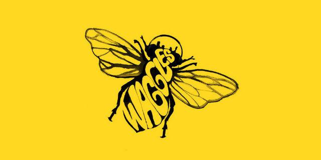 logo of the bristolian dj waggles