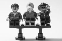 beastie boys made out of lego