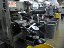 vinyl press in canada