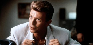 david bowie acting in twin peaks