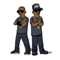 simpsonized by adn, jay-z & kanye west