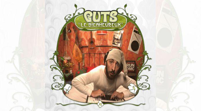 le Bienheureux by guts ,cd cover