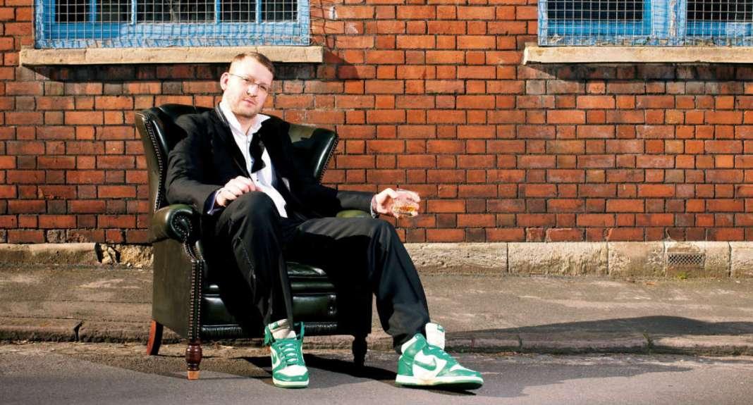 Sherlock Ohms, bristol based dj