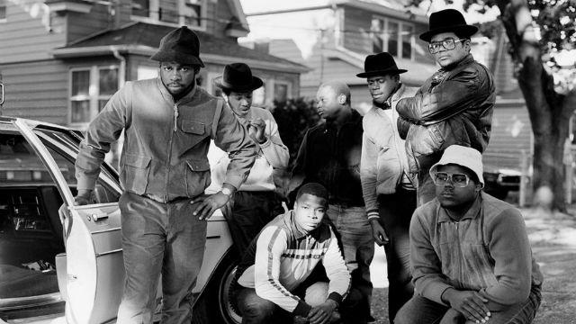 hip hop crew, run dmc