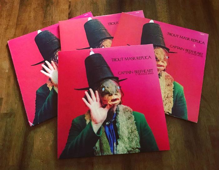 Trout Mask Replica, album