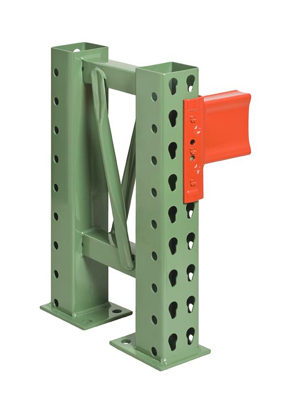 Speedrack Style Pallet Racking