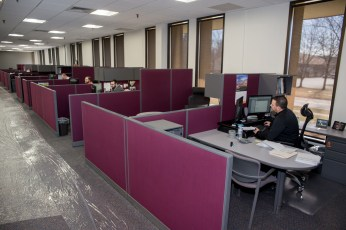 Our Inside Sales & Customer Service Team are settled into their new spaces.