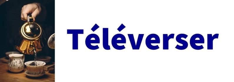 téléverser