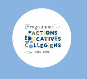Logo Programme d'actions educatives pour les collégiens