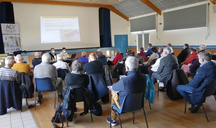 PLUi Communauté de Communes Aubrac Carladez et Viadène carnets communaux présentation démarche aux élus