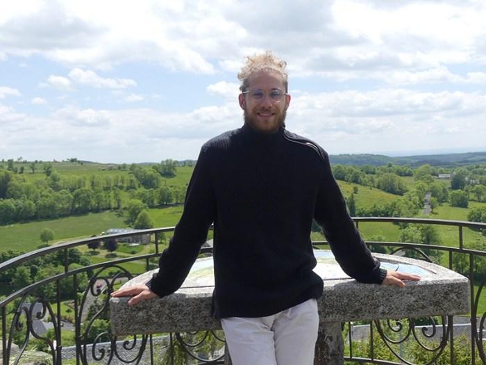 Recrutement Lucas Asperti Développement touristique CCACV