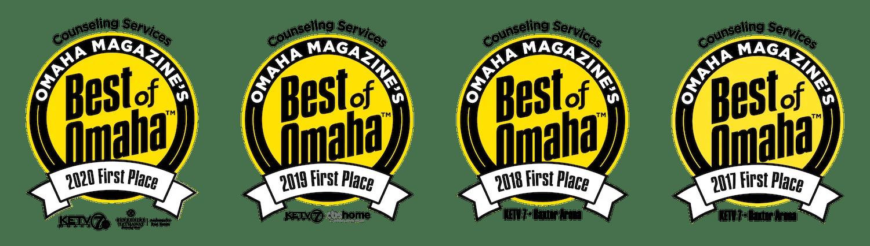 Best of Omaha Winner Logos 2