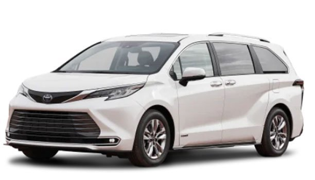 Toyota Sienna Limited 2021 Price In Netherlands , Features And Specs -  Ccarprice NLD