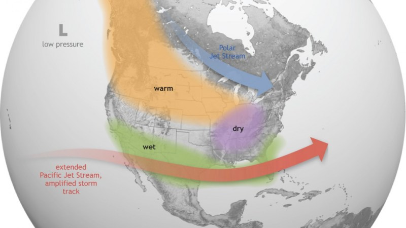 La Niña is out and El Niño may be coming, and here's what that means for our weather