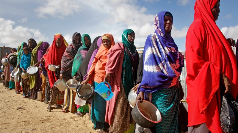 U.N. Aid Chief Warns of Looming 'Horror' as Somalia Again Faces Famine