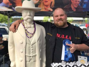 Canadian Festival of Chili & BBQ Beef Brisket Competition 2017 1st Place Winner Rusty's BBQ