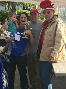 Canadian Festival of Chili & BBQ Chefs' Challenge Competition 2017 1st Place Winner Pitbull BBQ