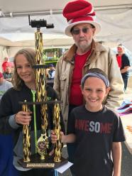 Canadian Festival of Chili & BBQ Kids' Q Reserve Grand Champion 2017