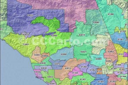 map of zip code boundaries » Free Interior Design | Mir Detok