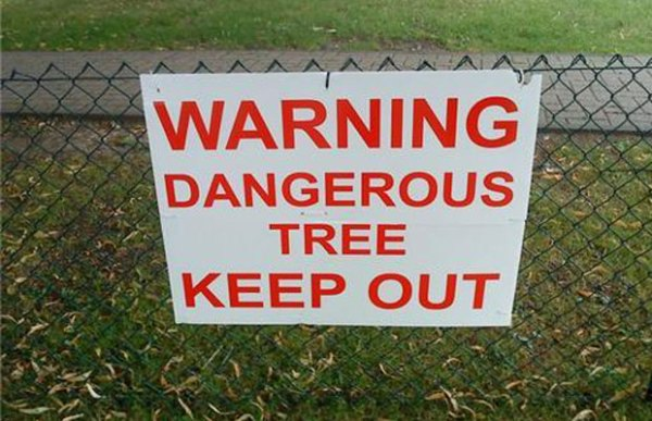 Early warning signs for loss of integrity