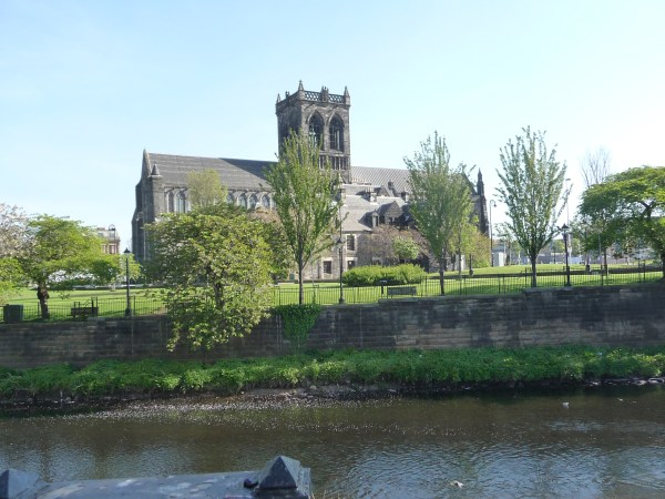 Ancestral roots in Paisley, Scotland