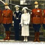 George VI in Canada