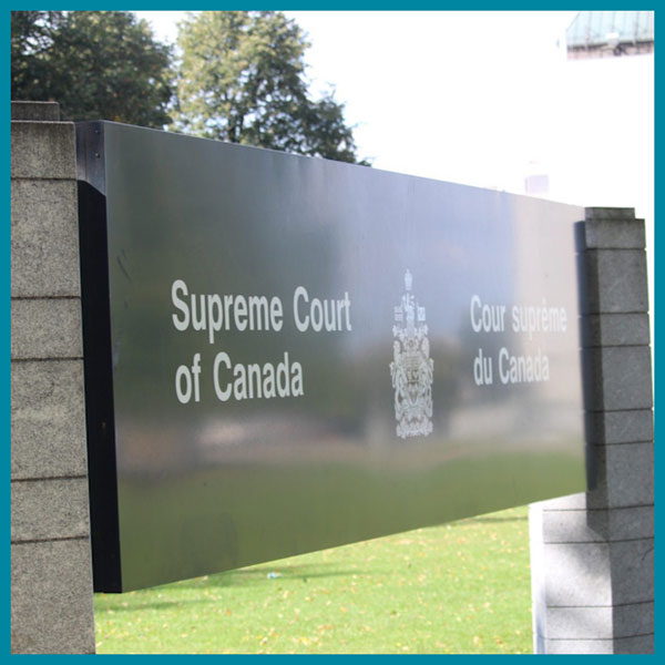 CCCC Headed to Supreme Court of Canada on the Aga Case