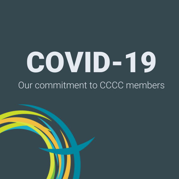CCCC's COVID-19 Commitment to Members