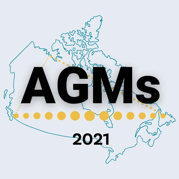 AGM Options Across Canada: 2021 Edition