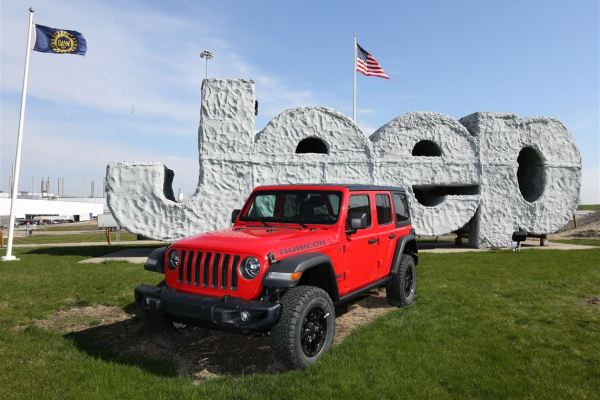FCA - Jeep assembly
