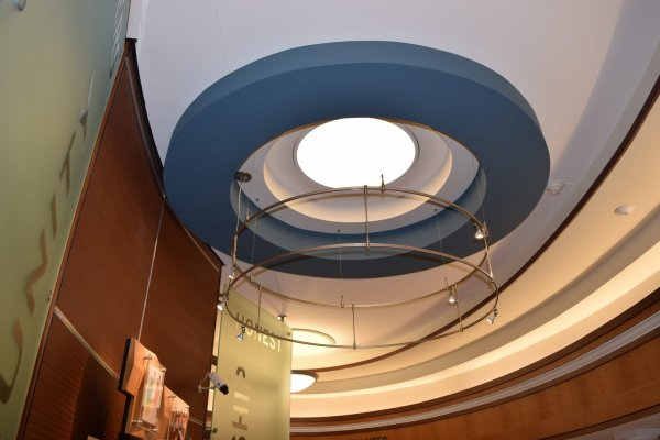 11DFCU Brighton modern chandelier light fixture