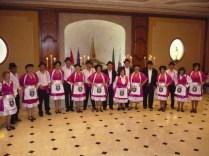 Grupo Canto e Dança