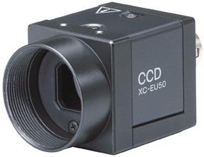 High Frame Progressive Scan CCD Camera