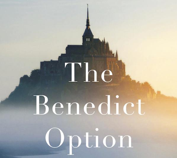 """PRESENTATION DU LIVRE """"The Benedict Option"""" de Rod Dreher : première partie – un programme de combat par l'amour pour reconquérir la dignité de l'être humain – rien de moins qu'une guerre de culture, ce que C. S. Lewis définit comme la culture de «l'abolition de l'homme»"""