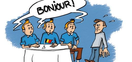 dessin pour la franco-belge (tintin)