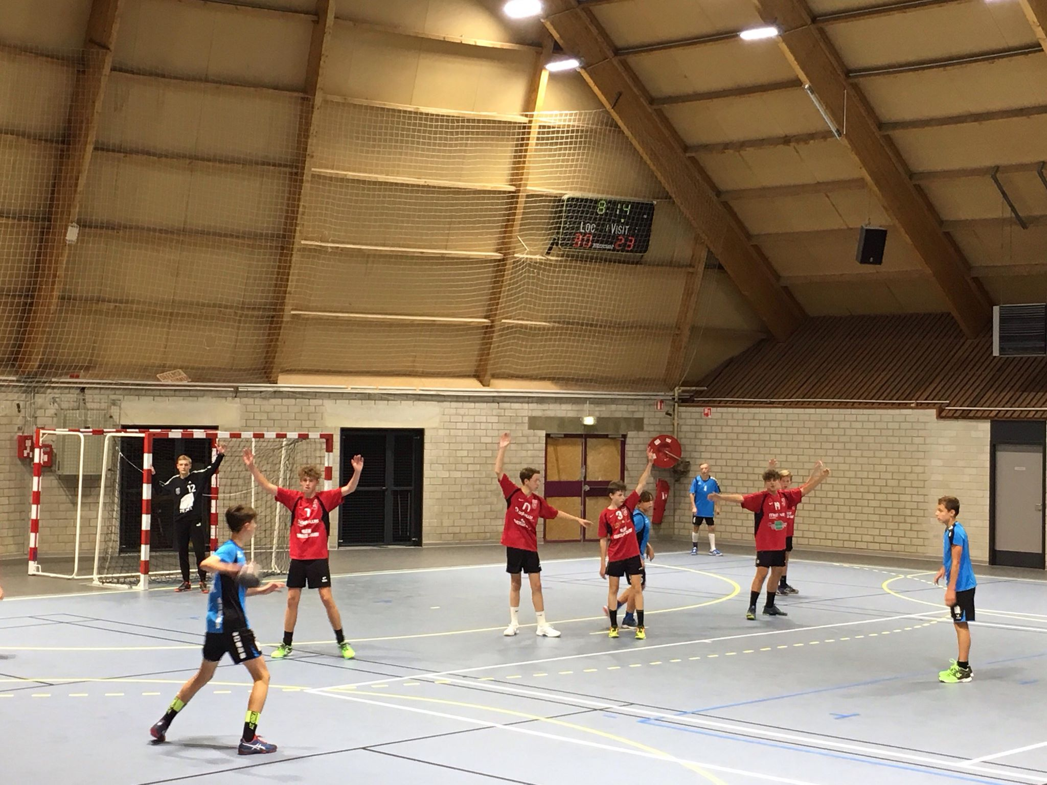 2019-2020 CCH-18 Forbach Amical 1