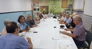 REUNIÓ DEL CONSELL FEDERAL DE LA CONFEDERACIÒ D'ASSOCIACIONS VEÏNALS DE CATALUNYA AL CCIC