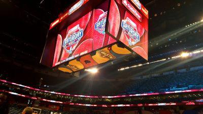 NBA Allstars Event Graphics