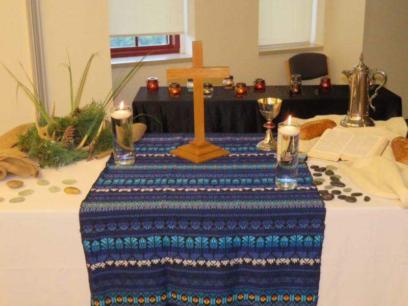 The Welcome Table, Men's Spiritual Life Retreat